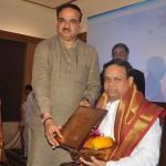 "Mr.Gurunath Kollur has received a prestigious award "" Achievers of Karnataka """